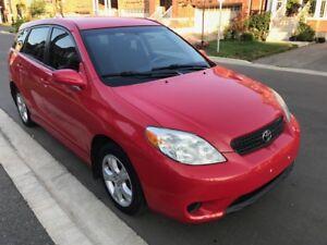 2008 Toyota Matrix XR Auto, Low ks, Warranty, CERTIFIED