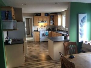 Clean furnished room available immediately