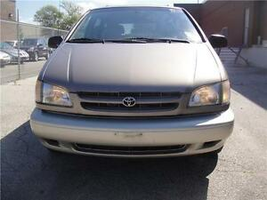1999 TOYOTA SIENNA LE MODEL,7 PASSENGER,VERY CLEAN