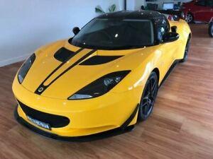 2011 Lotus Evora S 2+2 Yellow 6 Speed Manual Coupe Batemans Bay Eurobodalla Area Preview