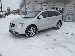 Dodge Journey R/T,AWD,CUIR,TOIT,MAGS,PUSH STARTCRUISE, GRP ELECT