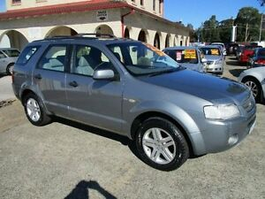 2006 Ford Territory SY Ghia (4x4) Silver 6 Speed Auto Seq Sportshift Wagon South Nowra Nowra-Bomaderry Preview
