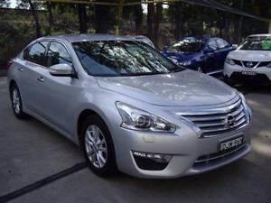 2016 Nissan Altima Sedan Waitara Hornsby Area Preview