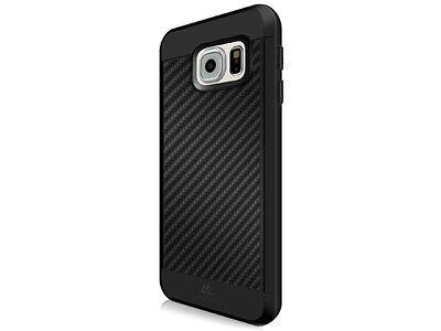Samsung Galaxy S6 Drop Protección Real Carbono Funda Negro de Black Rock en Caja segunda mano  Embacar hacia Argentina