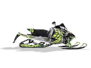 2017 ARCTIC CAT SNOWMOBILE BLOW OUT 2 YEAR WARRANTY