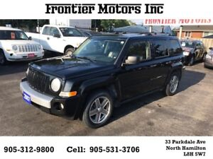 2007 Jeep Patriot Limited 4X4 Limited