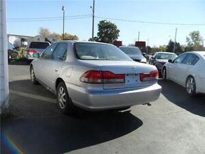 2002 Honda Accord Sdn SE Kitchener / Waterloo Kitchener Area image 8