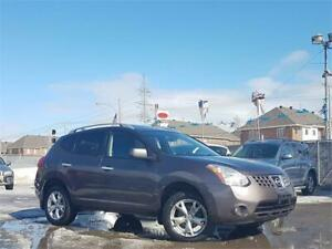 2010 Nissan Rogue SL/4CYL/TOIT/AC/MAGS/AUX/BLUETOOTH/ELECT!!!