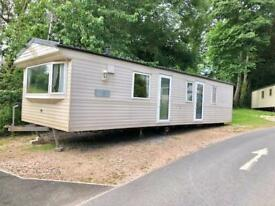 Bargain Caravan with decking in Dawlish Devon, nr Paignton, Torquay, Brixham