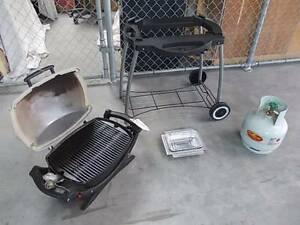 WEBER Baby Q  *Recently cleaned and serviced Tempe Marrickville Area Preview