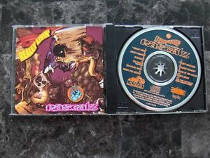 Rascalz Really Livin CD Super Rare low print run Canadian hiphop