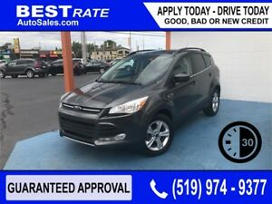 FORD ESCAPE SE - APPROVED IN 30 MINUTES! - REBUILD YOUR CREDIT