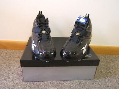 Reebok Workhorse Mid DS Mens Football Cleats US Size 14  20-146805 NEW 5e8568f9d