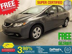 2013 Honda Civic EX *Warranty*