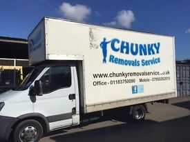 PROFESSIONAL REMOVALS SERVICE / MAN & VAN SERVICE / CLEANING SERVICE / HOUSE CLEARANCE / 24-7