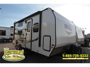 NEW 2016 Forest River Micro Lite 19 FD Travel Trailer Windsor Region Ontario image 1