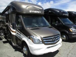 2018 THOR MOTOR COACH SYNERGY TT24*17 (STOCK# 52608)