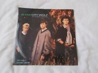 Vinyl 12in 45 Cry Wolf Extended Mix A- Ha Cry Wolf Extended / Cry Wolf / Maybe, Maybe