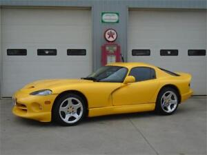 2001 Dodge Viper GTS - ONLY 23,000 Miles
