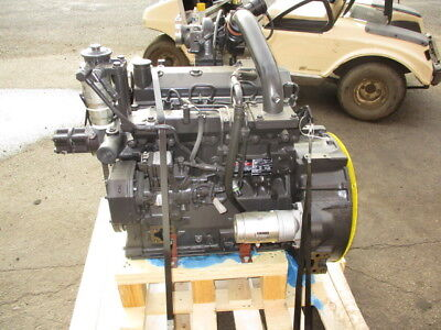CUMMINS 3.3T - MECHANICAL - 69HP - BRAND NEW - DIESEL ENGINE FOR SALE