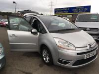 2007 57 CITROEN C4 PICASSO 2.0 GRAND EXCLUSIVE HDI EGS 5D AUTO 135 BHP DIESEL