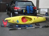 Canoe plus extra's