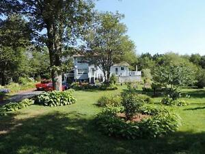 Riverfrontage, 33,750 Sq Ft Landscaped Lot, So Close To The City