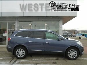 2014 Buick Enclave Leather V6 AWD 7Pass Heated Leather Saftey Pa