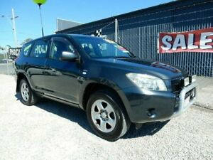 2006 Toyota RAV4 ACA33R CV Grey 4 Speed Automatic Wagon Kippa-ring Redcliffe Area Preview