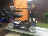 22 Stone Capacity Heavy Duty Sterling Sapphire Mobility Scooter Any TerrainFast Road Legal Only £450