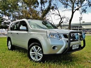 2011 Nissan X-Trail Silver Manual Wagon Hendon Charles Sturt Area Preview