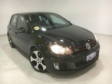 2010 Volkswagen Golf VI MY11 GTI DSG Black 6 Speed Sports Automatic Dual Clutch Hatchback Edgewater Joondalup Area Preview