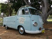 1957 Volkswagen Kombi SPLIT WINDOW Ute Blue Manual Utility Concord Canada Bay Area Preview