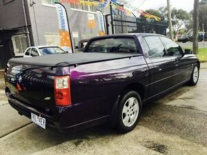 2004 Holden Crewman VY II S 4 Speed Automatic Crew Cab Utility