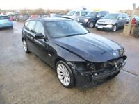 BMW 320D ESTATE - YK60PMY - DIRECT FROM INS CO