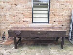 Work Bench - Large Longueville Lane Cove Area Preview