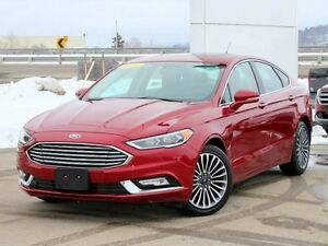 2017 Ford Fusion SE 4dr All-wheel Drive Sedan