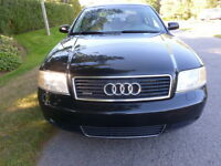 Audi A6 QUATTRO  3.0 l  REDUCED