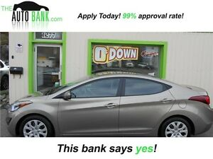 2016 Hyundai Elantra GL|BLUETOOTH| HEATED SEATS!