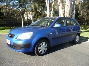 2006 Kia Rio Hatch AUTOMATIC with REGO & LOW K's Southport Gold Coast City Preview
