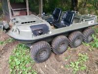 ARGO 8 WHEEL ATV