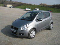2008 (08) Suzuki Splash DDiS, 1248cc Diesel Engine, 5 Door Hatchback, Grey