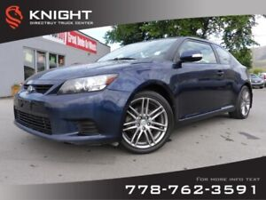 2012 Scion tC FAST, SPORTY, UNMISTAKABLE APPEARANCE & STYLE