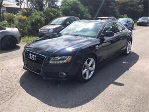 2009 Audi A5 Quattro, Safety & ETEST for ON or QC INCL.