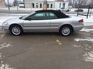 2003 Chrysler Sebring LXi Coupe (2 door)
