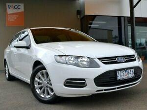 2012 Ford Falcon FG MkII XT EcoLPi White 6 Speed Sports Automatic Sedan Fawkner Moreland Area Preview