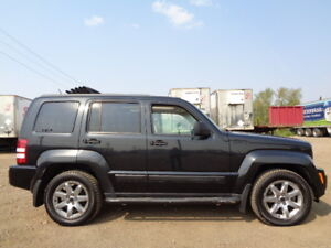 2008 JEEP LIBERTY LIMITED EDITION-4X4-SUNROOF-LEATHER-AMAZING