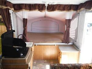 2011 Palomino Y4102 10' Tent Trailer with roof mounted bike rack Stratford Kitchener Area image 12