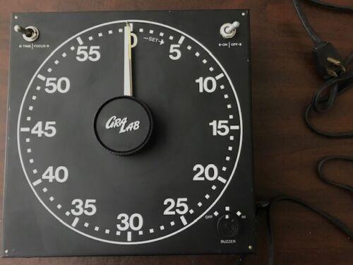 GraLab 60 minute Model 300 darkroom timer