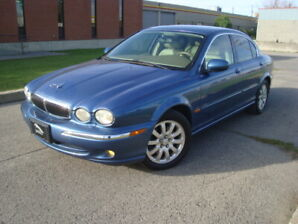2002 JAGUAR X-TYPE AWD SEDAN'' PRIVATE SALE''TAX INCLUDED''